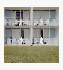 Hotel Photographic Print