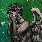 Weeping Angel by Alexandra Felgate
