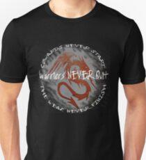 Warriors Never Quit Unisex T-Shirt
