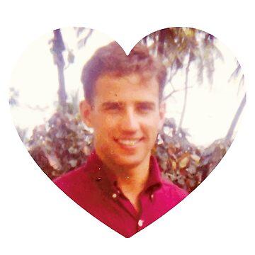 Young Joe Biden Love by aterkaderk