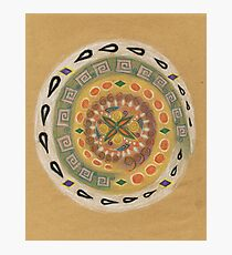 Mandala Photographic Print