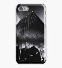 Sky in Motion at Mahou Tower  iPhone Case/Skin