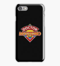 DOCTOR WHO - MYSTERIO iPhone Case/Skin
