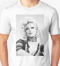 Pearl Liaison B&W Unisex T-Shirt