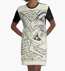 The guardian  Graphic T-Shirt Dress