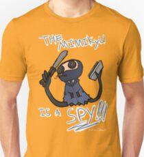 The Mimikyu is a Spy T-Shirt