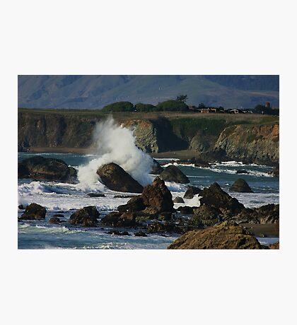 Sonoma Coastline Photographic Print