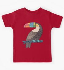 Tucan chilling Kids Tee