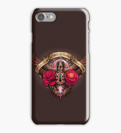 There Are Other Worlds Than These iPhone Case/Skin