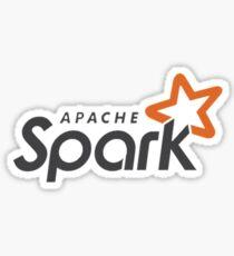 Apache Spark Sticker