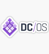 DC/OS Sticker