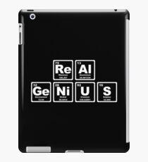 Real Genius - Periodic Table iPad Case/Skin