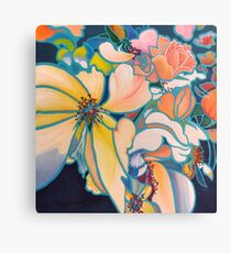 Kinetic Blossoms Canvas Print