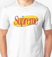 Supreme Seinfeld Collab T-Shirt