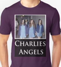 Charlies Angles Parody- Charles Manson T-Shirt