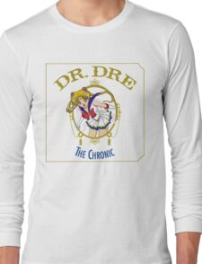 Sailor Moon Dr Dre the Chronic cover Parody tee Long Sleeve T-Shirt