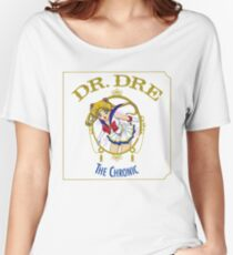 Sailor Moon Dr Dre the Chronic cover Parody tee Women's Relaxed Fit T-Shirt