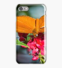 Orange Wings iPhone Case/Skin