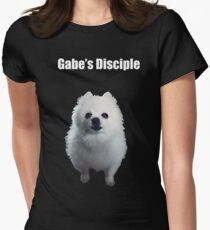 Gabe's Disciple Womens Fitted T-Shirt