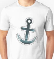 The Anchor // Bastille (band) Unisex T-Shirt