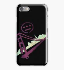 Stencil Golden Gate San Francisco Outline iPhone Case/Skin