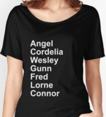 Angel Cast Women's Relaxed Fit T-Shirt