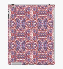 Cloth texture generated. Seamless pattern. iPad Case/Skin