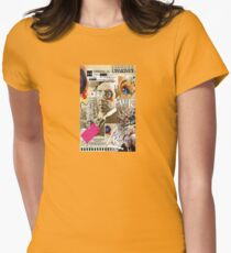 kandinsky Women's Fitted T-Shirt