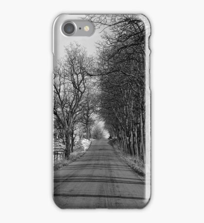 Shifting sands slip through your hands...Time is gone before it's begun...Do the seasons slowly grey? iPhone Case/Skin