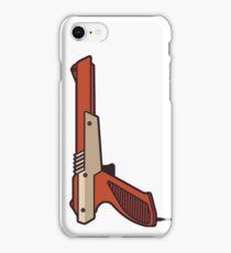 Retro Video Game Gun iPhone Case/Skin
