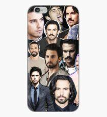 milo ventimiglia collage iPhone Case