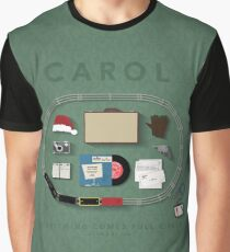 Carol (2015) - Items Graphic T-Shirt