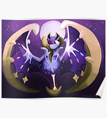 Pokémon - Lunala Poster