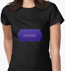 Immortal Object Women's Fitted T-Shirt