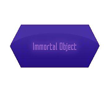 Immortal Object by Inkycat