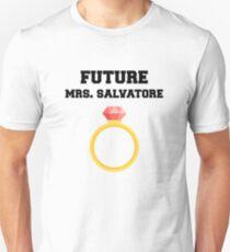 Future Mrs. Salvatore Unisex T-Shirt