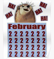 Groundhog Day Forever Poster