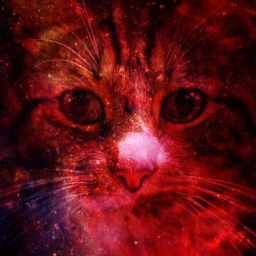 Cosmic Tiger by Inkycat