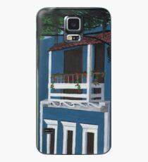 El Edificio Azul Case/Skin for Samsung Galaxy