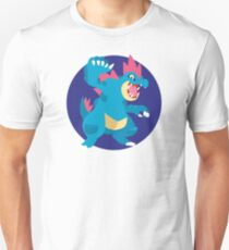 Feraligatr - 2nd Gen T-Shirt