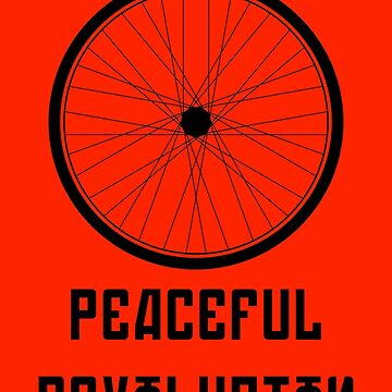 Peaceful Revolution by Edventuregear