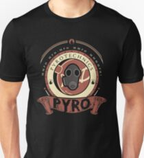 Pyro - Red Team Unisex T-Shirt
