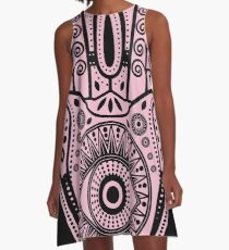 Magical Protection A-Line Dress