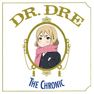 Dr. Dre Mugi The Chronic  by moonaholic
