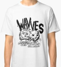 Wavves I Hated Wavves Before they were cool  Classic T-Shirt