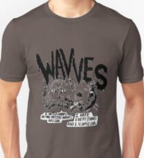 Wavves I Hated Wavves Before they were cool  T-Shirt