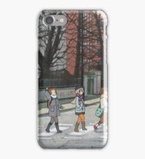 Abbey Road - K-ON! iPhone Case/Skin