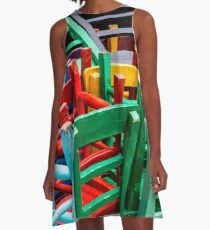 Stacked A-Line Dress