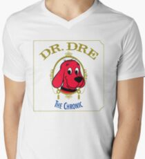 Clifford the Big red dog 2001 Dr Dre the Chronic  T-Shirt