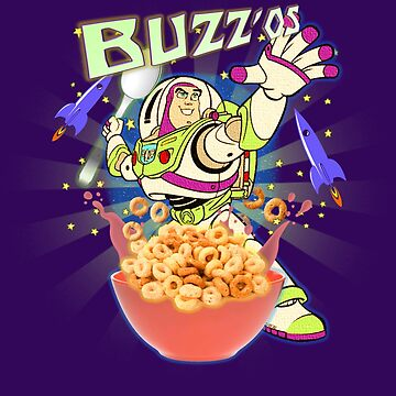 Buzz'os Lightyear Breakfast Cereal by shaz3buzz2